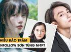 """Kinh doanh - Công ty của Sơn Tùng M-TP hứng """"bão"""" 1 sao sau scandal """"trà xanh"""""""