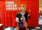 Tin thế giới - Bức tượng mạ vàng của ông Trump được trưng bày tại hội nghị bảo thủ có ý nghĩa gì?