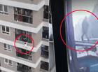 """Tin trong nước - Người hùng cứu bé gái rơi từ tầng 12 ở Hà Nội: """"Tôi làm việc này vì lương tâm.."""""""