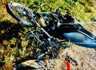 Tin trong nước - Xe máy đấu đầu container, 2 anh em chết thảm