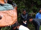Tin trong nước - Ô tô bán tải rơi xuống vực sâu ở Nghệ An, cán bộ thanh tra huyện tử vong