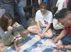 """An ninh - Hình sự - Triệt phá ổ nhóm đánh bạc tinh vi ở Đắk Lắk: 5 """"con bạc"""" nữ xinh đẹp """"sát phạt"""" 2 người đàn ông"""