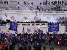 Tin thế giới - Mỹ tăng cường an ninh tại Đồi Capitol đối phó âm mưu tấn công mới