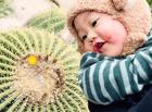 """Cộng đồng mạng - Mẹ em bé """"má đỏ hây hây"""" trong bộ ảnh Đà Lạt gây bão CĐM: """"Con nhây là do gen di truyền gia đình"""""""