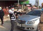 An ninh - Hình sự - Vi phạm nồng độ cồn, lại không có bằng lái xe, tài xế ô tô bị phạt hơn 40 triệu đồng