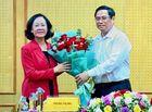 Tin trong nước - Bàn giao nhiệm vụ Trưởng Ban Tổ chức Trung ương