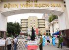Tin trong nước - Vụ 221 cán bộ, nhân viên nghỉ việc, chuyển việc: Giám đốc bệnh viện Bạch Mai báo cáo gì?