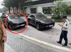 """An ninh - Hình sự - Công an thông tin bất ngờ về 2 xế hộp """"sinh đôi"""" Porsche trùng biển số"""