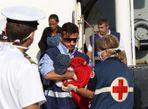 Đắm tàu ở Địa Trung Hải, ít nhất 34 người chết - Ảnh thứ 2