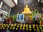 Chùm ảnh: Dâng hương tưởng nhớ 49 ngày Đại tướng qua đời - Ảnh thứ 3