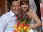 """Những cặp đôi """"vợ Bạch Tuyết - chồng chú lùn"""" trong showbiz Việt - Ảnh thứ 15"""