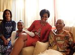 Nelson Mandela và các chính khách quốc tế - Ảnh thứ 6