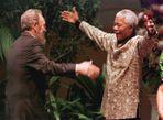 Nelson Mandela và các chính khách quốc tế - Ảnh thứ 3