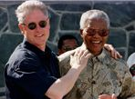 Nelson Mandela và các chính khách quốc tế - Ảnh thứ 5