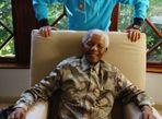 Nelson Mandela và các chính khách quốc tế - Ảnh thứ 11