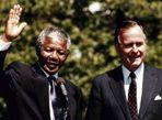 Cuộc đời thăng trầm của Nelson Mandela qua ảnh - Ảnh thứ 9