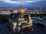 Nhìn xuống thành phố St. Petersburg tráng lệ từ trên cao - Ảnh thứ 8