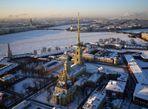 Nhìn xuống thành phố St. Petersburg tráng lệ từ trên cao - Ảnh thứ 4