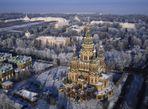 Nhìn xuống thành phố St. Petersburg tráng lệ từ trên cao - Ảnh thứ 7