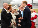 """Hình ảnh """"Hoàng tử nhí"""" nước Anh ở New Zealand - Ảnh thứ 5"""