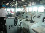 Khám phá tàu đổ bộ Nhật Bản vừa cập cảng Tiên Sa - Ảnh thứ 14