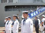 Khám phá tàu đổ bộ Nhật Bản vừa cập cảng Tiên Sa - Ảnh thứ 17