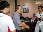Cận cảnh chuyên cơ chở U19 Việt Nam - Ảnh thứ 17