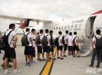 Cận cảnh chuyên cơ chở U19 Việt Nam - Ảnh thứ 4