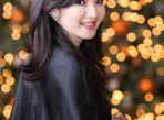 Hoa hậu Giáng My nổi bật với váy đen hàng hiệu - Ảnh thứ 14