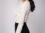 Hoa hậu Diễm Trần khoe đường cong chữ S hoàn hảo trong bộ ảnh mới - Ảnh thứ 2