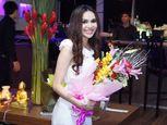 Hoa hậu Diệu Hân xinh tươi đón tuổi 23 - Ảnh số 1
