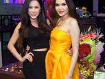 Hoa hậu Diệu Hân xinh tươi đón tuổi 23 - Ảnh số 6