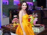 Hoa hậu Diệu Hân xinh tươi đón tuổi 23 - Ảnh số 10