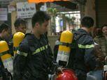 Chùm ảnh: Cháy khu ăn chơi Zone 9 ở Hà Nội - Ảnh số 3