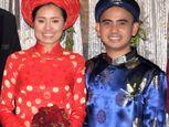 """Những cặp đôi """"vợ Bạch Tuyết - chồng chú lùn"""" trong showbiz Việt - Ảnh số 10"""