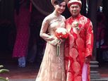 """Những cặp đôi """"vợ Bạch Tuyết - chồng chú lùn"""" trong showbiz Việt - Ảnh số 5"""