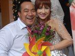 """Những cặp đôi """"vợ Bạch Tuyết - chồng chú lùn"""" trong showbiz Việt - Ảnh số 15"""