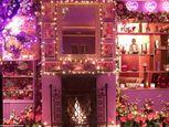"""Khám phá nhà khách được mệnh danh là """"thiên đường màu hồng""""  - Ảnh số 3"""