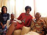 Nelson Mandela và các chính khách quốc tế - Ảnh số 6