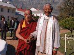 Nelson Mandela và các chính khách quốc tế - Ảnh số 10
