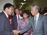 Nelson Mandela và các chính khách quốc tế - Ảnh số 15