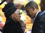 Chùm ảnh các nguyên thủ quốc gia tưởng niệm Nelson Mandela - Ảnh số 4