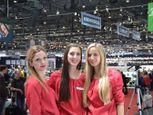 Những bóng hồng kiều diễm tại Geneva Motor Show 2014 (P.1) - Ảnh số 11