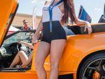 Bộ đôi người mẫu nóng rẫy cùng siêu xe - Ảnh số 11