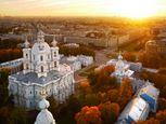 Nhìn xuống thành phố St. Petersburg tráng lệ từ trên cao - Ảnh số 9