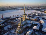 Nhìn xuống thành phố St. Petersburg tráng lệ từ trên cao - Ảnh số 4