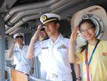 Khám phá tàu đổ bộ Nhật Bản vừa cập cảng Tiên Sa - Ảnh số 2