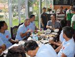 Cận cảnh chuyên cơ chở U19 Việt Nam - Ảnh số 18