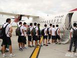 Cận cảnh chuyên cơ chở U19 Việt Nam - Ảnh số 4