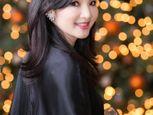 Hoa hậu Giáng My nổi bật với váy đen hàng hiệu - Ảnh số 14